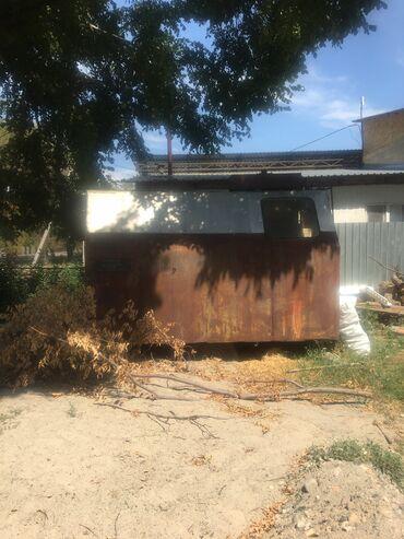 жилые вагончики бу в Кыргызстан: Вагон жилой . С печкой. Требуется ремонт косметический . На колёсах от