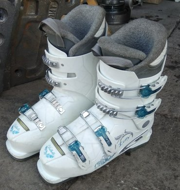 горнолыжные ботинки фирма roxa. италия. размер  36 в Бишкек