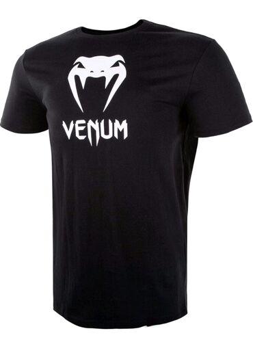 Sport i hobi - Srbija: Venum majica-crnaClassic modelDostupne veličine (M, L, XL)Made in