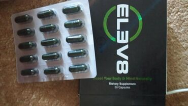 Елев8-клеточное питание от компании Bepic .100% натуральный продукт