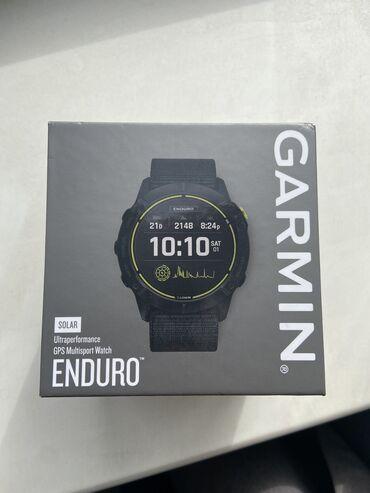 купить умные часы в бишкеке in Кыргызстан | АВТОЗАПЧАСТИ: Умные часыGarmin EnduroОригиналы из СШАНовая флагманская