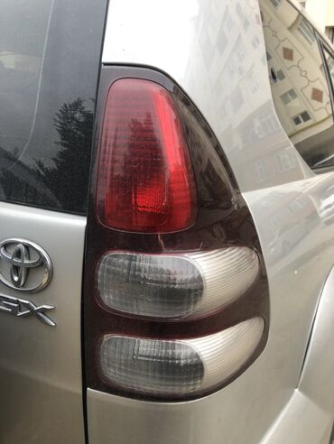 arxa stoplar bu gx 470 - Azərbaycan: 8 Toyota Prado arxa stoplar