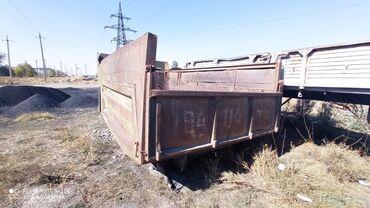 Транспорт - Бишкек: Продаю кузов на КамАЗ самосвал