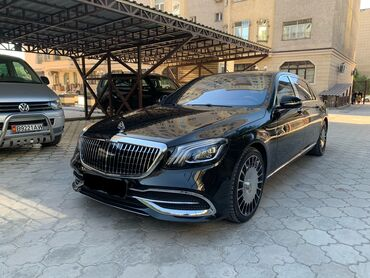 Mercedes-Benz Maybach S-Class 4.7 л. 2015 | 100000 км