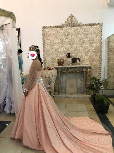 Сдаётся или продается шикарное платье на прокат для мероприятие Кыз Уз
