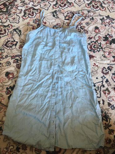Летняя платье женсовет  Мятое но состояние отличное