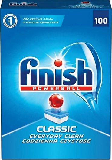 Masina za pranje sudova - Srbija: Finish Classic 100 tableta za mašinu za sudoveKlasične tablete za