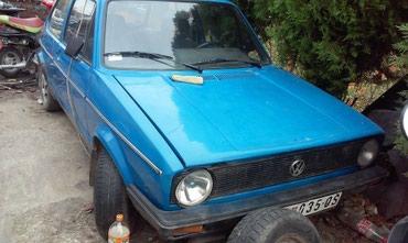 Volkswagen Golf 1984 - Valjevo