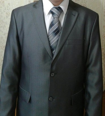Продаю новый костюм , был одет один в Бишкек
