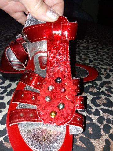 Sandalice preslatke obuvene 2 tri puta - Loznica
