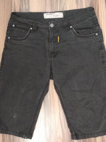 Мужская одежда в Кок-Ой: Шорты мужские, длина по колено, размер~32-33,в отл сост. Обменом