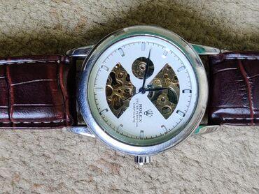 Наручные мужские часы Rolex . Состояние отличное за исключением