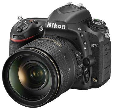 Otkupljujem Nikon D750 foto aparate, do 800e