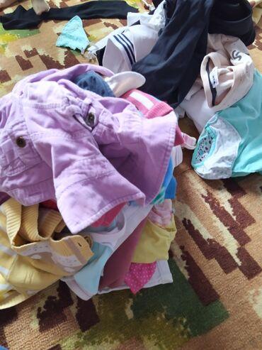 Отдам даром детская одежда от 3 месяц до 5 лет