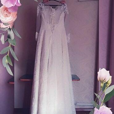 платья kg бишкек в Кыргызстан: Турецкое фирмовое свадебное платье .Аренда платья