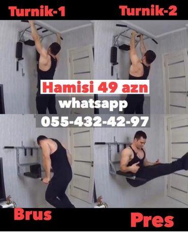 Turnik - Azərbaycan: Turnik Whatsappa yazin turnikin videosun ataq baxinEv ucun Turnik
