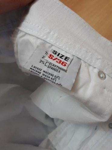 36 br.Nove farmerke bele sa etiketom Fashion jeans. - Jagodina - slika 4