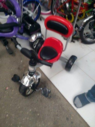 Bakı şəhərində Teze velosibet