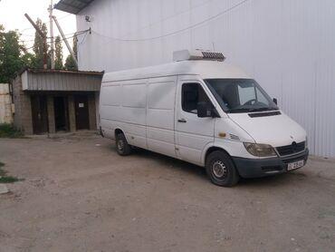 продаю холодильник бу in Кыргызстан   ХОЛОДИЛЬНИКИ: Mercedes-Benz Sprinter 2.2 л. 2004   300000 км