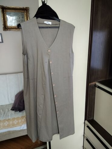 Ženska odeća | Lazarevac: Lanena haljina