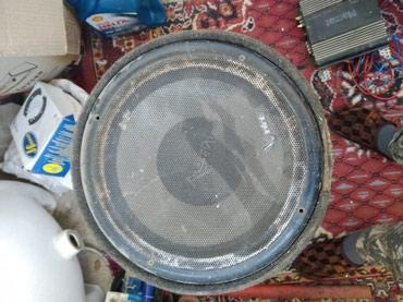 гитарные усилители в Кыргызстан: Продам буфер- бочок с усилителем и проводами, комплект. в рабочем