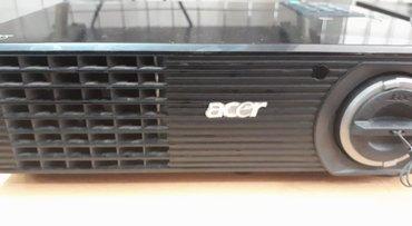 Acer proyektor islenmisdi saati az islenib vga pover sunurlari var - Bakı