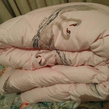 одеяло в Кыргызстан: Одеяло искусственный лебяжий пух двухспалки