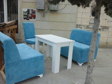 Bakı şəhərində Cay evi divanlarinin restabrasiya iwleri. Uzlenmesi,yenilenmesi.