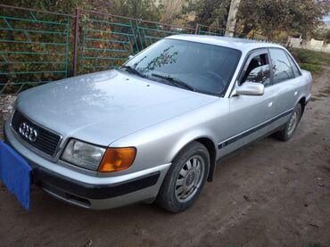 audi 200 21 turbo в Кыргызстан: Audi 2.8 л. 1991