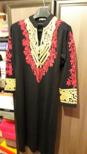 Трикотажное платье, национальным в Бишкек