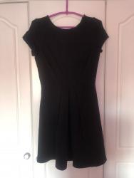 Mala crna haljina francuske marke Sinequanone,kupljena u - Kragujevac