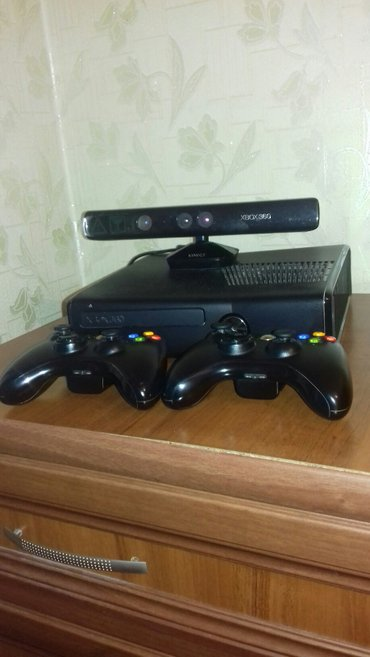 XBox360Freebot  + Kinect + 2 Оригинальных  в Лебединовка