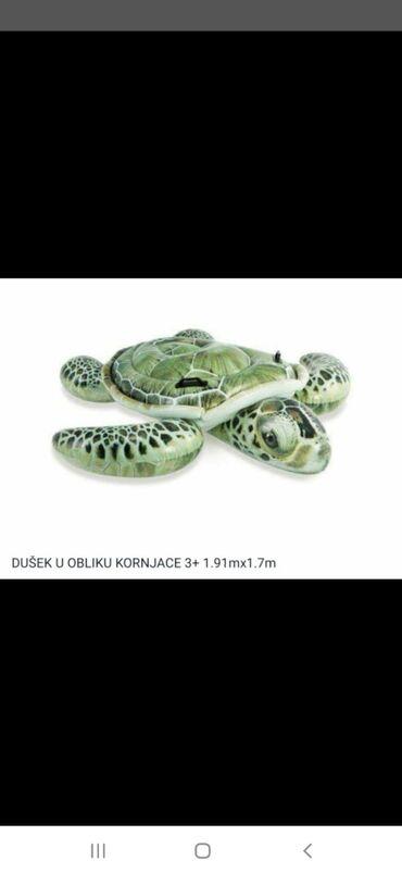 Za decu | Srbija: Dušek u obliku kornjače 3+1.91mx1.7m