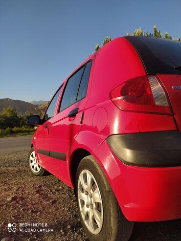hyundai i30 ehtiyat hisseleri в Кыргызстан: Hyundai Getz 1.1 л. 2008