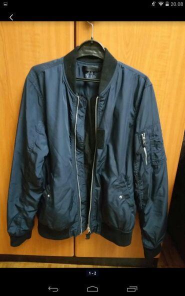 Muška odeća | Obrenovac: H&M jakna za decaka visina 170 cm. za uzrast od 14-15 godina nova