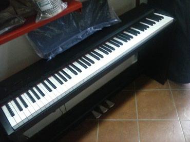 Klaviri, fortepiana | Srbija: NOVO - DIgitalni klaviri sa 88 - hamer dirki i tri nivoa podesavanja