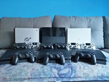 99 oglasa | PS4 (SONY PLAYSTATION 4): Sony playstation 4 vise komada