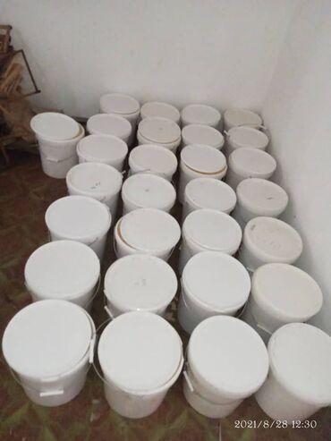 1 объявлений: Мёд Ат башынский два вида белый Мёд и горный Мёд