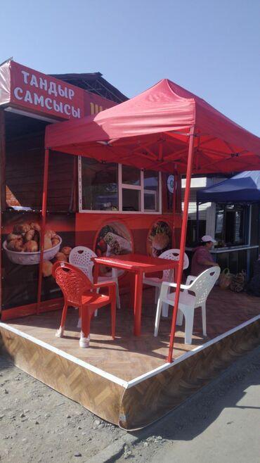 оборудование для шаурмы в Кыргызстан: Продаётся Колёсный Вагончик Готовый Ходовой бизнес Шаурма Гамбургер