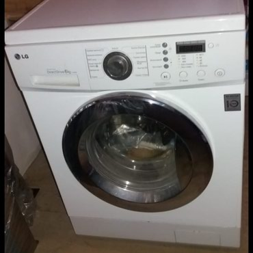Bakı şəhərində Öndən Avtomat Washing Machine LG 7 kq.