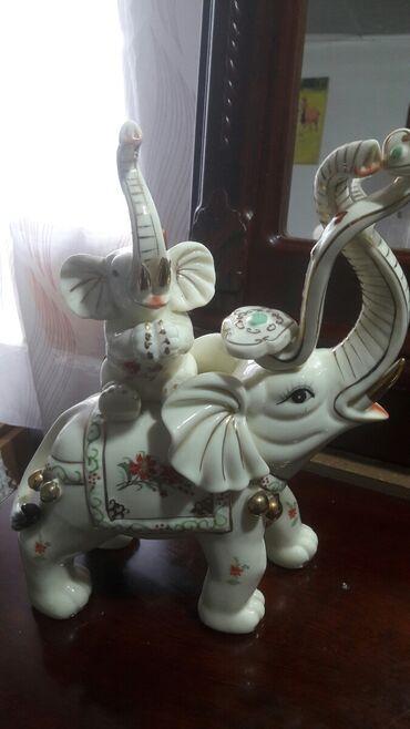 продам бу в Кыргызстан: Продам статуэтку слона бу