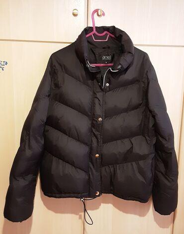 Γυναικείο μπουφάν, size XL, χρώμα : μαύρο, καινούριο.Κλείνει με
