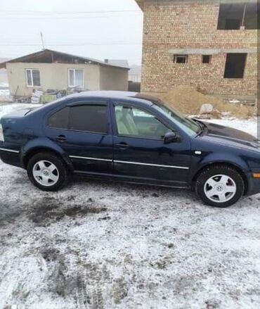 Автомобили - Сокулук: Volkswagen Jetta 1.9 л. 2000