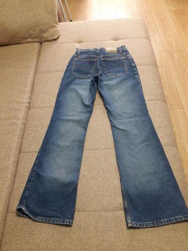 Продаю классические американские (фирма Jordache) джинсы клеш с