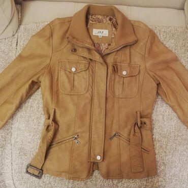 Zenska kratka jakna, nova! Mekana eko koza, velicina M