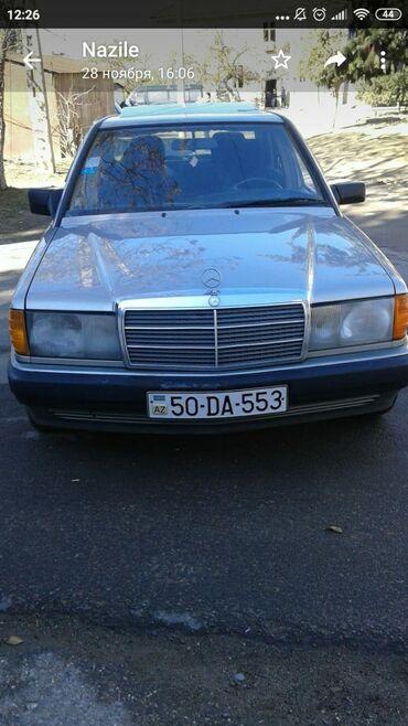 brilliance m2 1 8 at - Azərbaycan: Mercedes-Benz 190 1.8 l. 1993   180 km