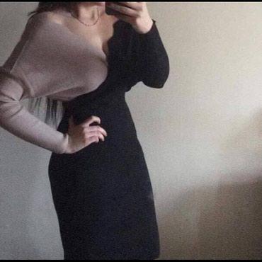 Шикарное платье новое, очень теплая, в Бишкек