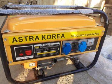 908 elan: Generator 3 KW.Knopkalı. Tezedir. Zeng/whatsapp