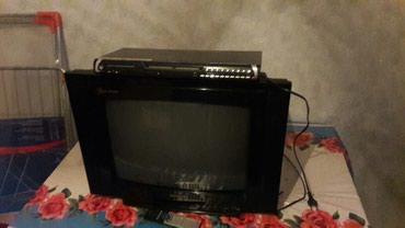 Продаю телевизор+DVD в Бишкек