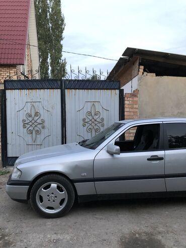 Mercedes-Benz C-Class 1.8 л. 1997